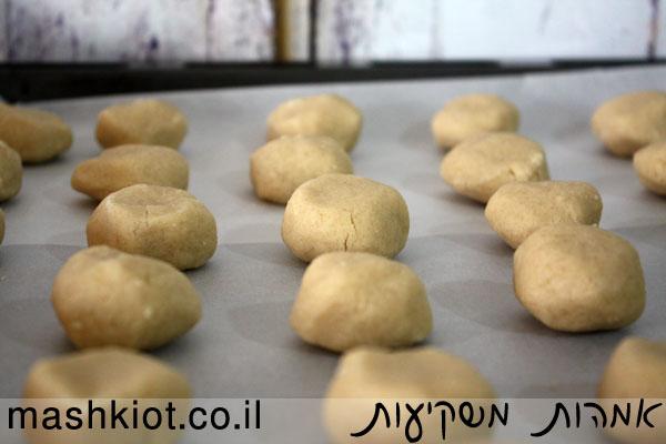 עוגיות-טחינה-שלב-ג